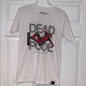 Brand new never worn rare Dead Pool T Shirt